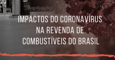 Impactos do Coronavírus na Revenda de Combustíveis do Brasil